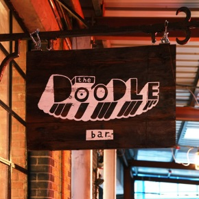 London: The Doodle Bar