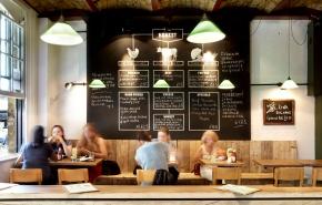 London: Honest Burgers