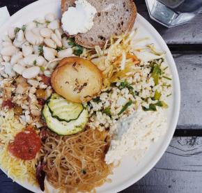Stockholm: Hermans Vegetariska