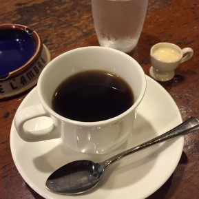 Tokyo: Ruta cafetera por la capitalnipona
